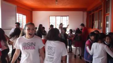 """Voluntarios - Fundación """"Sin trata"""""""