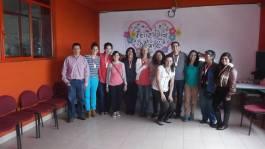 Voluntarios - Celebración del Día de las Madres